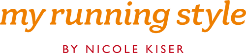my running style by Nicole Kiser