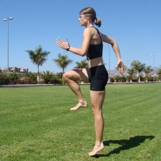 Skipping | my running style - Laufcoaching - Nicole Kiser, Lauftrainerin